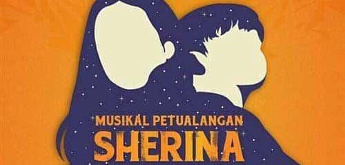 Musikal Petualangan Sherina di Teater Jakarta