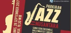 Parkiran Jazz Nusantara di Kota Solo