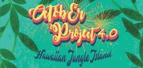 Persembahan Live Music di Hawaiian Jungle Island