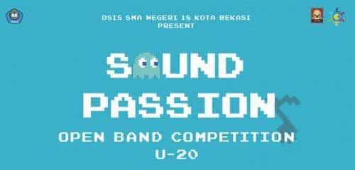 Band Competition (U-20) di SOUNDPASSION