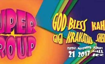 Konser 5UPER Group