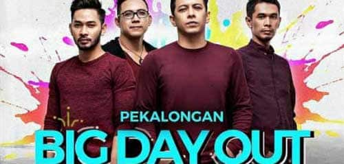 Pekalongan Big Day Out Hadirkan NOAH