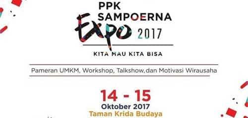 Silampukau Bintang Tamu PPK Sampoerna Expo 2017