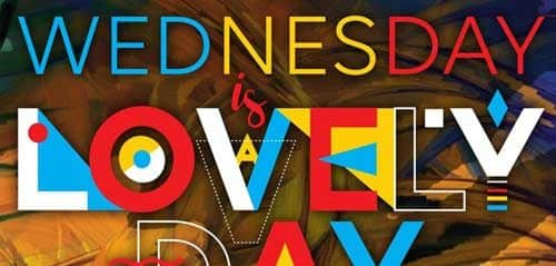 Wednesday Is A Lovely Day Part 2 di The Pallas