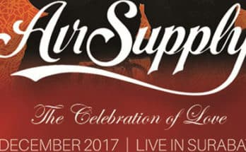 Air Supply The Celebration of Love Live in Surabaya