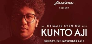 An Intimate Evening with Kunto Aji