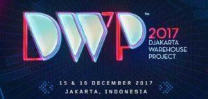 DWP 2017 di JIEXPO Kemayoran Jakarta