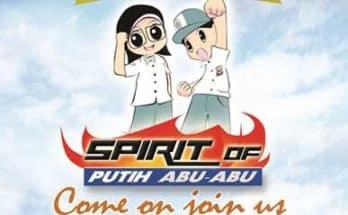 Spirit of Putih Abu Abu