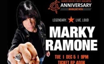 Hard Rock Cafe 4th Anniversary