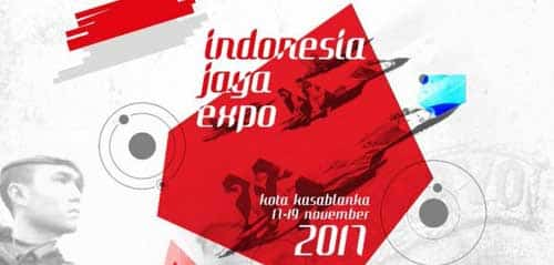 RAN Hibur Pengunjung Indonesia Jaya Expo 2017
