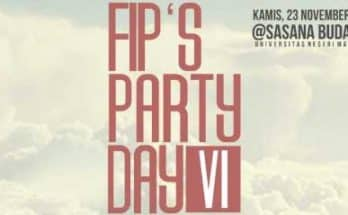 FIP PARTY DAY #6