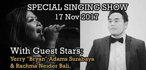 Special Singing Show dari Surabaya All Star