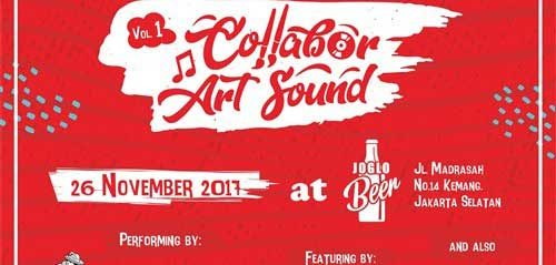 Tonton Penampilan Break Time! di Collaborartsound Vol.1