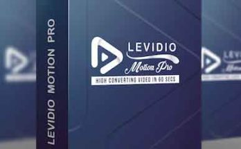Cara Buat Video Animasi dengan Levidio Motion Pro
