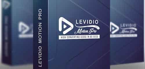 Cara Buat Video Animasi dengan Levidio Motion Pro
