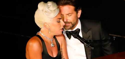 Lady Gaga dan Bradley Cooper
