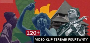Video Klip Terbaik Fourtwnty